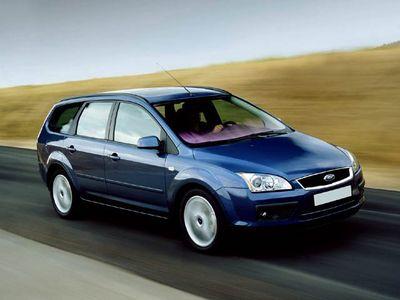 second-hand Ford Focus + 1.6 TDCi (90CV) S.W. rif. 9696927