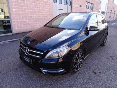 usata Mercedes B220 ClasseCDI BlueEFFICIENCY Premium del 2014 usata a Firenze