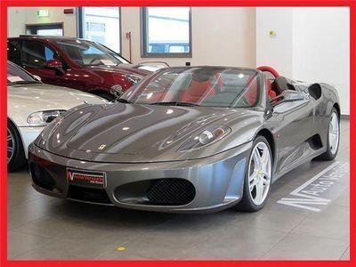 usata Ferrari F430 Spider F1 ** UNI. PROP. - 14.500 KM **