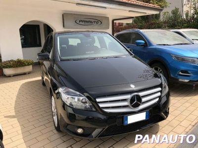 używany Mercedes B180 ClasseCDI Executive usato