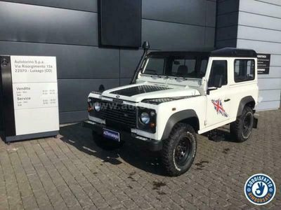 usata Land Rover Defender 90 2.5 td5 E SW