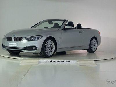 gebraucht BMW 420 Serie 4 Cabrio Serie 4 Cabrio(F33) d C...