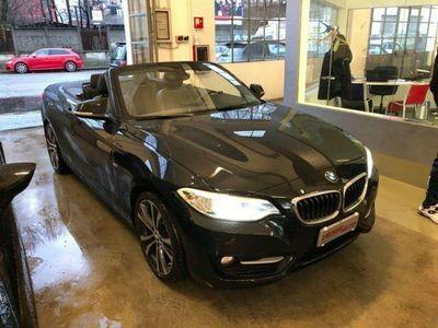 usata BMW 220 Serie 2 Cabrio(F23) Cabrio Luxury