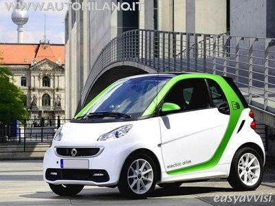 brugt Smart ForTwo Electric Drive coup