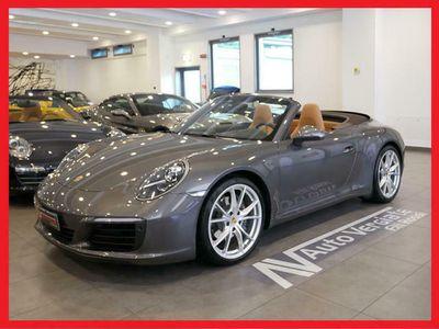 usata Porsche 911 Carrera Cabriolet 991 3.0 ** MY 2017 - UNI. PROP. **