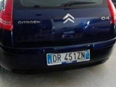 usata Citroën C4 1.6 HDi 90CV Elegance