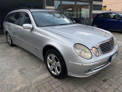 usata Mercedes E320 cdi v6 sw avantgarde