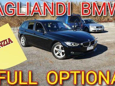 usata BMW 320 Serie d Touring Luxury ( UNIPROPRIETARIO )
