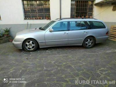 usata Mercedes E270 CDI cat S.W. Avantgarde BELLISSIMA rif. 15803986