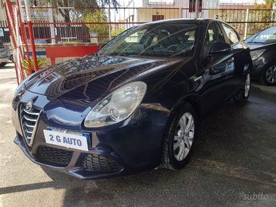 gebraucht Alfa Romeo Giulietta exclusive 1.6mtj 105cv navigatore p