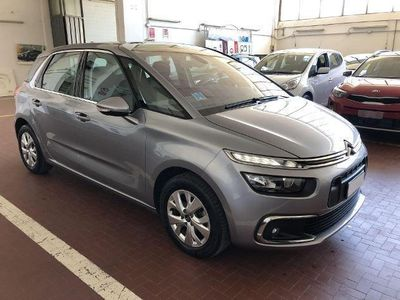 used Citroën C4 SpaceTourer Space BlueHDi 120 S&S EAT6 Feel del 2018 usata a Mantova