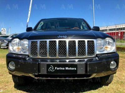 usata Jeep Grand Cherokee 3.0 V6 CRD Overland FAP Tetto