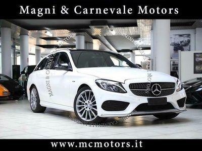 usata Mercedes C43 AMG AMG C450 - 4MATIC - CRONOSERVICE - UFFITA - TETTO