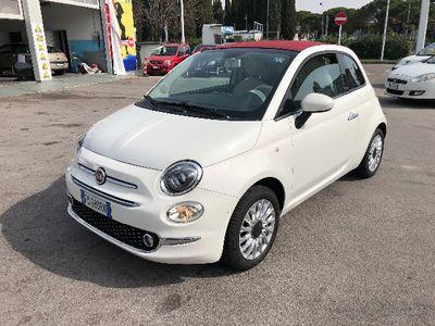 usata Fiat 500C 1.2- 2016