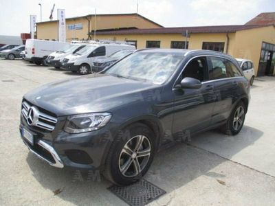 używany Mercedes GLC250 d 4Matic Business usato