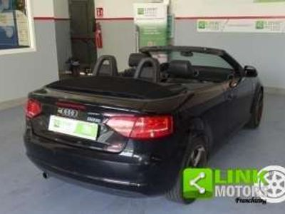 usata Audi A3 Cabriolet Cabrio Diesel