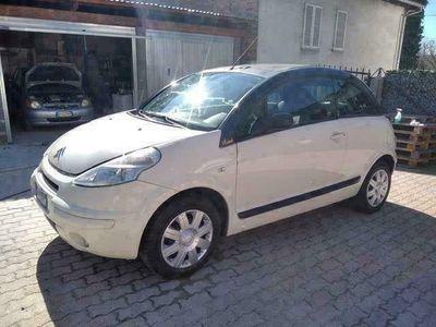 usata Citroën C3 Pluriel Cabrio 1.4 Exclusive