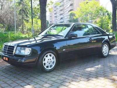usata Mercedes 230 CE COUPE' ABS - 1989 - RATE PERMUTE
