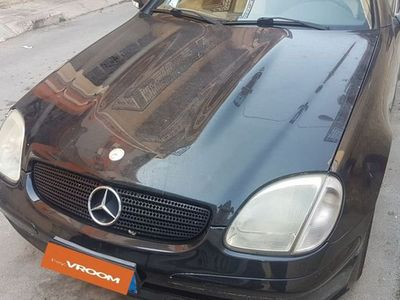 używany Mercedes SLK200 cat Kompressor Evo