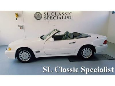 usata Mercedes SL500 V8 AUT. SL CLASSIC SPECIALIST BOLZANO