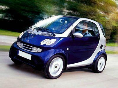 usata Smart ForTwo Coupé 800 & passion cdi (30 kW)