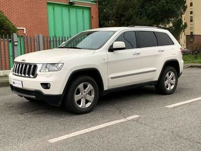 usata Jeep Grand Cherokee 3.0 CRD 241 CV S Limited