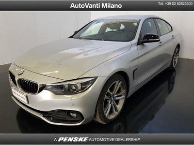 usado BMW 420 Gran Coupé d Sport