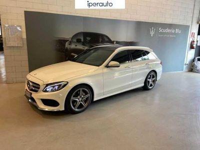 usata Mercedes 170 CLASSE C 220D Premium Amg LineCV **IVA ESPOSTA** **CAMBIO AUTOMATICO**