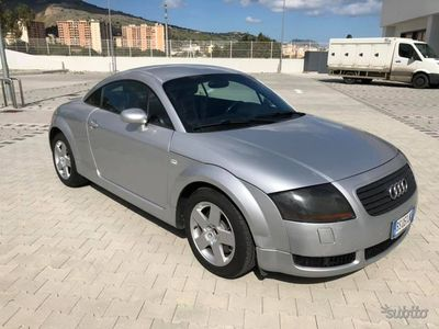 usata Audi TT 1.8 benzina /gpl - 2002 distribuzione fatt