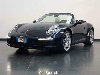 usata Porsche 911 Carrera Cabriolet 911 3.4 UNICO PROPRIETARIO - TAGLIA