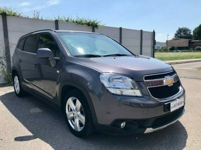 usata Chevrolet Orlando 7 posti navigatore tagliandi retrocamera