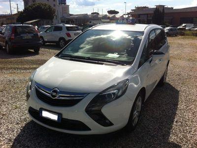 usata Opel Zafira Tourer 1.6 t ecom 150cv benzina/metano