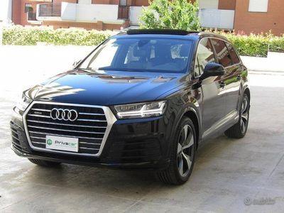 usata Audi Q7 3.0 TDI quattro tiptronic Business