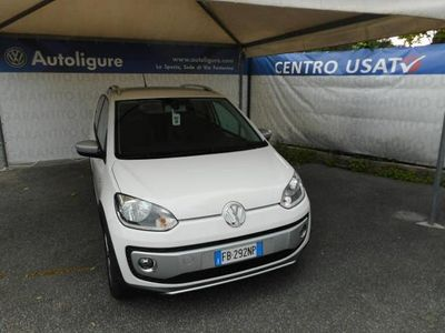 brugt VW cross up! 1.0 75 CV 5p. cross up! ASG 1.0 75 CV 5p.ASG