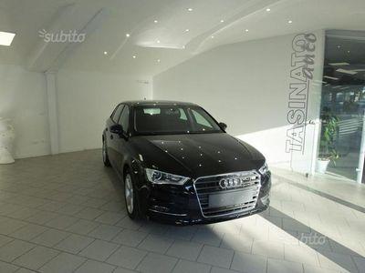 usata Audi A3 SPB 2.0 TDI 150 CV S tronic Ambition #DRIVERELAX