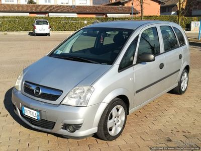 usado Opel Meriva 1.4 ECO GPL GAS EURO 5 2010
