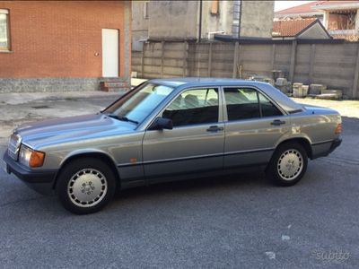 used Mercedes 190 D 2.5 ASI (permute)