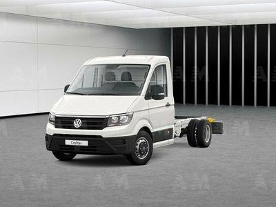 usata VW Crafter Veicoli CommercialiTelaio 50/35 2.0 BiTDI 177CV PL-RG Cabinato nuova a Alessandria