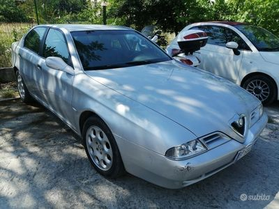 usata Alfa Romeo 166 2.4 JTD - IMMEDIATO REALIZZO