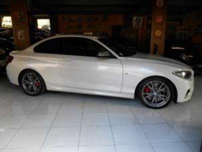 usata BMW M235 235xDrive 4x4 Coupé+NAVIG+IVA ESPOSTA Benzina