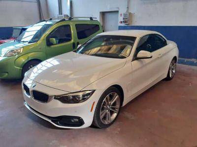 usata BMW 430 Serie 4 Cabrio(F33) Cabrio Sport
