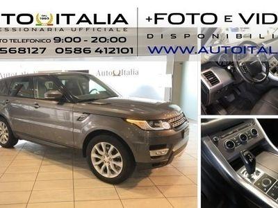 brugt Land Rover Range Rover Sport 3.0 TDV6 HSE IVA ESPOSTA TAGLIANDI CERTIFICAT