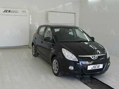 usata Hyundai i20 1.2 5p. BlueDrive GPL Classic del 2009 usata a Napoli