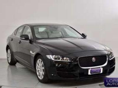 usata Jaguar XE 2.0 D Turbo 180CV aut. Prestige Busine