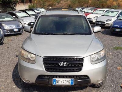 usata Hyundai Santa Fe unicoproprietario 7 posti 2007