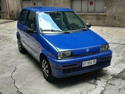 usata Fiat Cinquecento xs