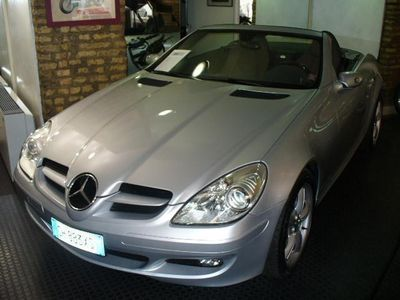 usata Mercedes SLK350 Classecat
