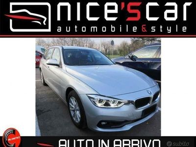 usata BMW 318 Serie 3 (F30/F31) d Touring Business Advantage aut.