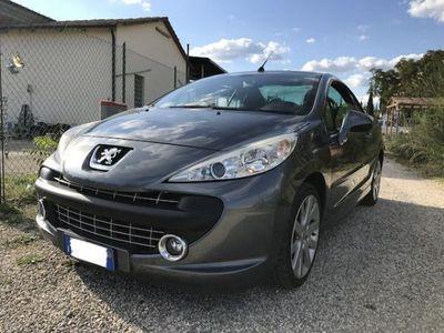 usata Peugeot 207 1.6 HDi 110CV CC Tecno