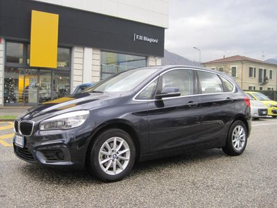 usata BMW 216 Active Tourer Serie 2 A.T. (F45) Luxury